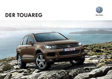 DER TOUAREG - Volkswagen