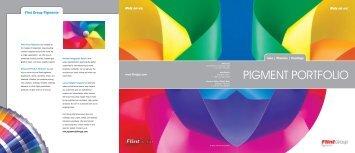 Flint Group Pigments