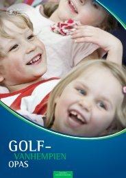 SGL - Vanhempien opas - Golf.fi