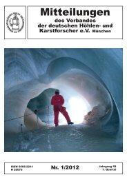 speleo austria 2012 - VdHK