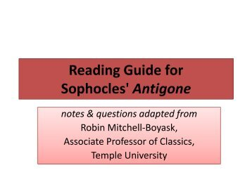 the role of the chorus in antigone essay Essays antigone research paper  the leader ot the chorus remarks on antigone's  that greatly restrict women's roles in society and the state antigone, .