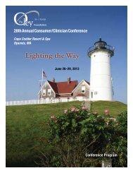 Conference Program - Oley Foundation