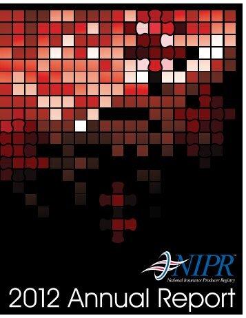 2012 Annual Report - NIPR.com