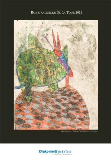 Kunstkalender de La Tour 2013_A2_Diakonie.cdr - Diakonie de La ...