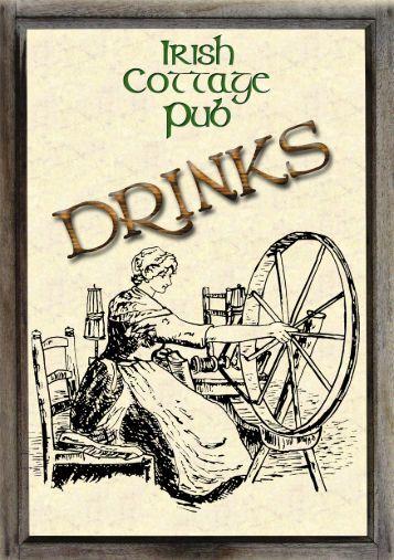Unsere aktuelle Getränkekarte zum Download ... - Irish Cottage Pub
