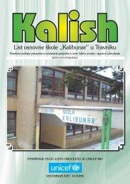 List osnovne Å¡kole ,,Kalibunar'' u Travniku - Superinfo