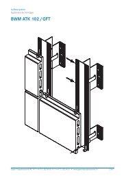 2.08 BWM ATK 102 / GFT (pdf) - Gasser Fassadentechnik AG