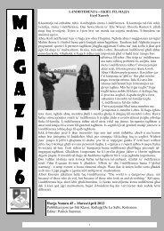 M A G A Z I N 6 - Delasallemalta.org