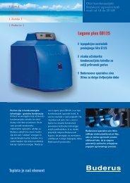 Prospekt 1 GB125 - Buderus