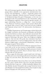 EINLEITUNG - Kai Homilius Verlag