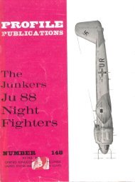 The Junkers Ju 88 Night Fighters - Nonstop Systems