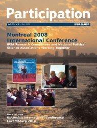 Montreal 2008 International Conference - Sociedad Argentina de ...