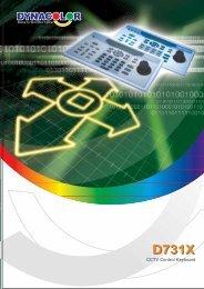 DYNACOLOR D7313H Catalogue