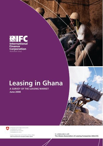 Market Study 2007 - IFC