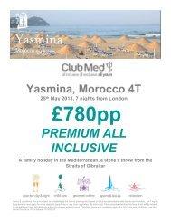 PREMIUM ALL INCLUSIVE - Travel Club Elite
