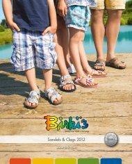 Sandals & Clogs 2012