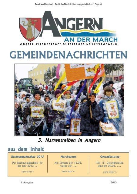 Amerikaner kennenlernen aus angern an der march - Rudersdorf
