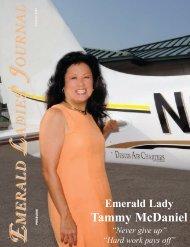 Emerald Ladies Journal - Tammy's Journeys