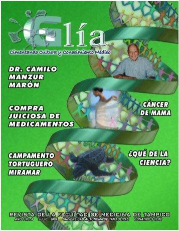revista nº 4 - Facultad de Medicina de Tampico - Universidad ...