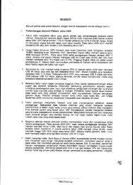 Informasi selengkapnya - Kadin Indonesia