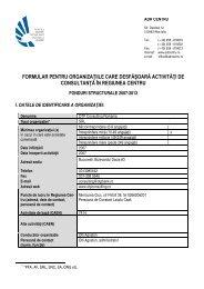 SC OTP Consulting SRL. - ADR Centru