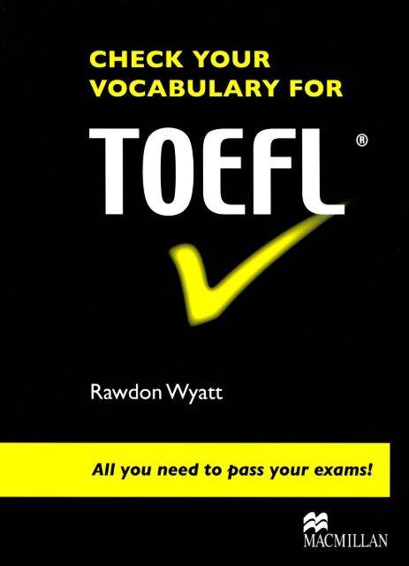 rawdon wyatt tofel Vocabulary Food and Diet pdf