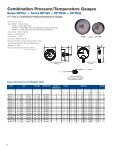 Watts Temperature and Pressure Gauges - Watts Water Technologies - Page 7