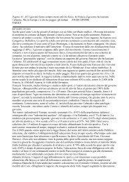 Pagina 43 - R2 I giovani fanno sempre meno attività fisica. In ...