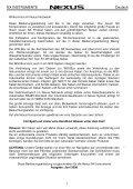 Bedienungsanleitung - Seite 2