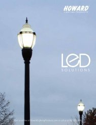 LED Post-Top Brochure
