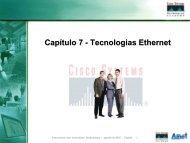 Capítulo 7 - Tecnologias Ethernet - LSI