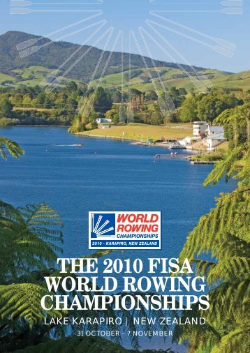 Bulletin 2 Download Document (.pdf) - World Rowing