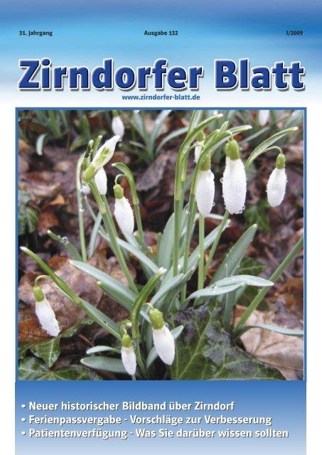 Familien- Kalender Familien - Das Zirndorfer Blatt