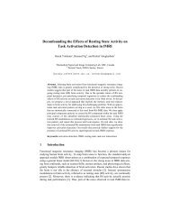 Deconfounding the Effects of Resting State Activity on Task ...