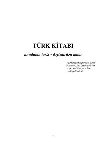 Yüklə - Azərbaycan Tarixi Portalı