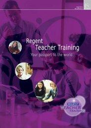 Regent Teacher Training