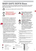 BABY-SAFE ISOFIX Base - Britax - Page 4