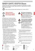 BABY-SAFE ISOFIX Base - Britax - Page 6