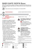 BABY-SAFE ISOFIX Base - Britax - Page 7