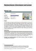 Internetseiten für Kinder (zusammengestellt vom ... - Page 3