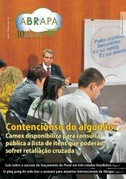 Março 2010 nº 121 – pdf - Abrapa