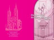 Die neue Orgel - Pfarre Breitenfeld