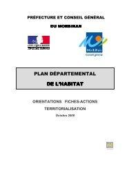 PDH-Fiches-Actions-version validée - Conseil général du Morbihan
