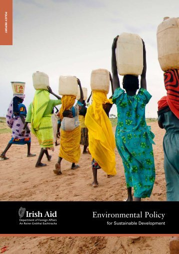 Environmental Policy - Irish Aid