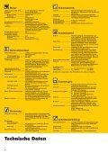 Technische Beschreibung Hydraulikbagger - klimex.cz - Seite 2