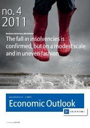 Economic Outlook - de Risk Directeur van Euler Hermes Nederland