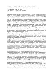 MANEJO DE LA FIEBRE EN ATENCION PRIMARIA - Asociación ...