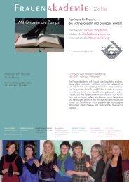 Frauen akademie Celle - Grit Wuttke, Kunst und Therapie in Celle