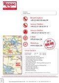 Designbeläge Special Mehr Profil am Boden Katalog - Repac - Page 2