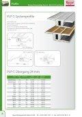 Designbeläge Special Mehr Profil am Boden Katalog - Repac - Page 4
